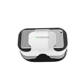 VR Shinecon G05A Casque Headset Virtual Reality Glasses 3D Helmet 3 D Google Cardboard For Smart Phone Smartphone Goggles Mobile 5