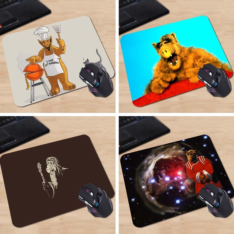 Cool Skull Anti-Slip Laptop PC Mice Pad Mat Mousepad For Optical Laser Mouse