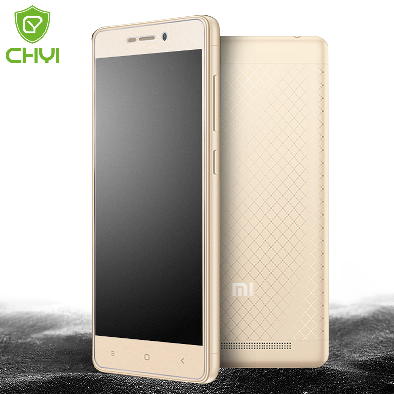 9H Frosted Tempered Glass For Xiaomi Redmi 3X 3S Hongmi 3 Pro 5 0inch Glass Screen