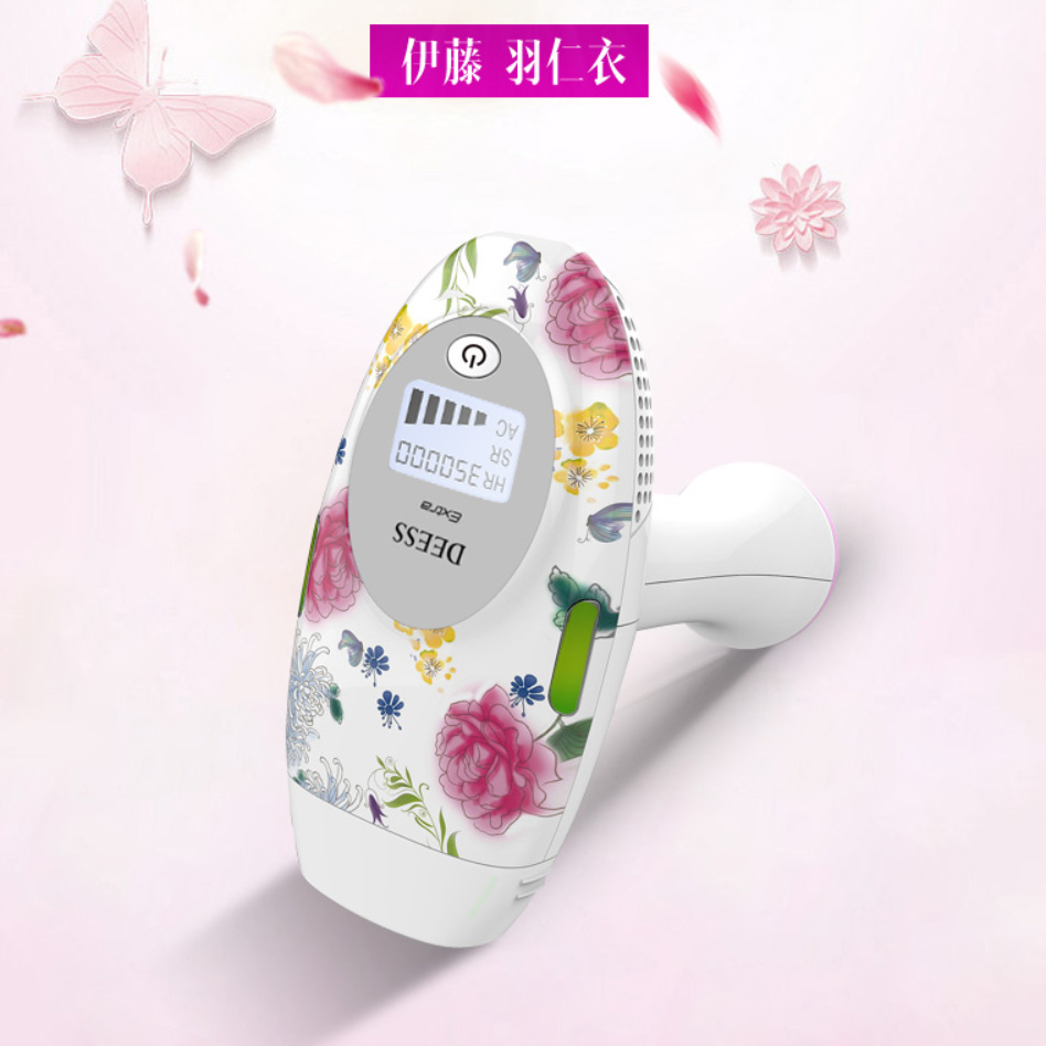 Image 3 - DEESS 3 In 1 Speed Up Version Permanent Hair Removal Laser Epilator Beauty Kit Series Acne Clear Skin Rejuvenation for face body-in Epilators from Home Appliances
