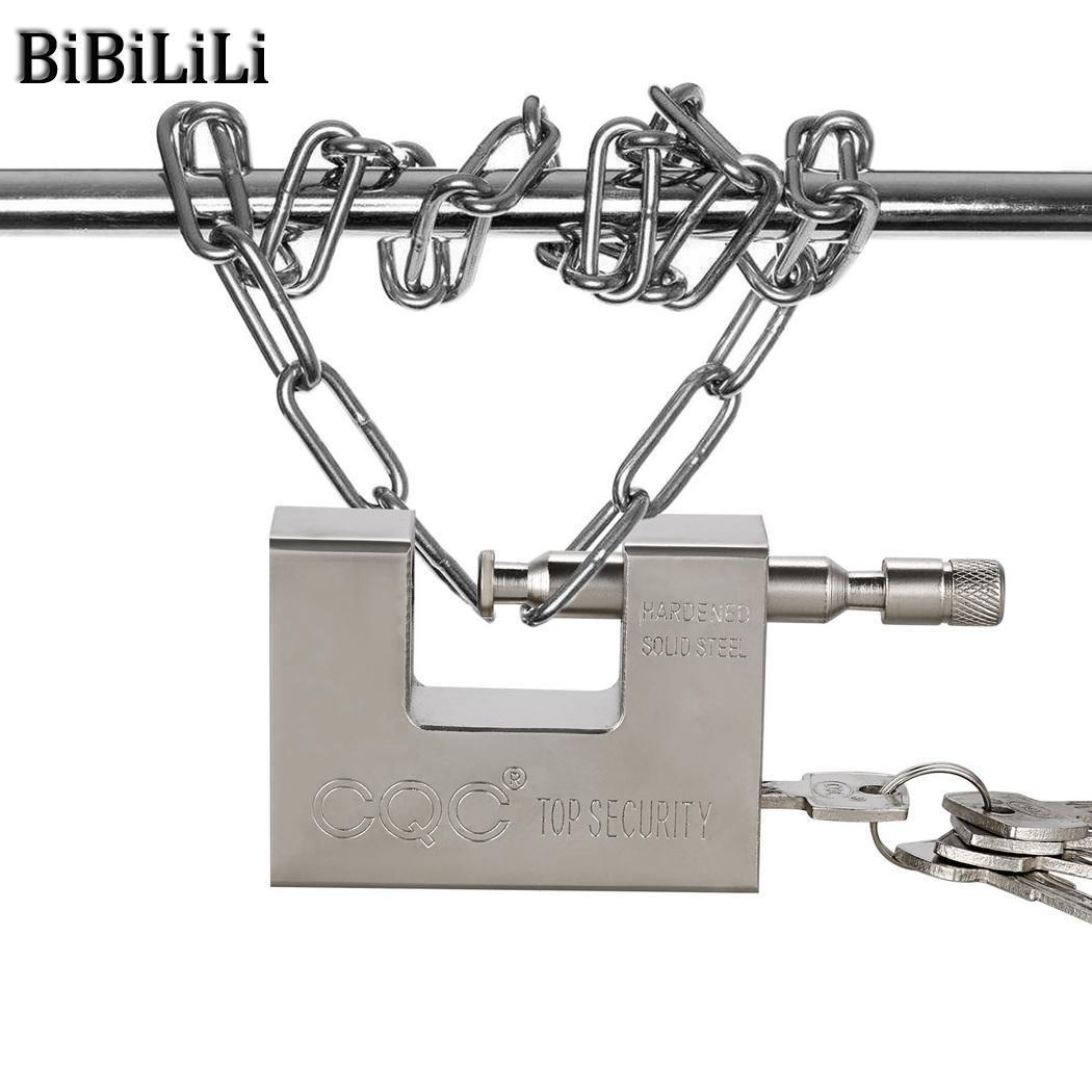 Container Keys 2 1 10 94mm 2 Chain Warehouse x 8 3 Lock 9 2 x 8kg Shipping 1 x Heavy x 6 7cm Silver Garage Padlock 8inch Duty подкладное кольцо m3 x 6 x 1 2 1 2 2000 m3x6x1 2