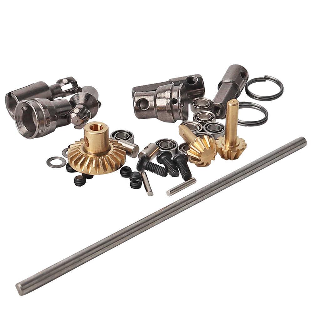 RC Cars Metalen OP Montage Kits voor WPL B14 B16 B24 B36 C24 C14 2.4G RC Crawler Militaire RC truck Onderdelen