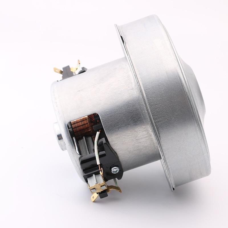 220V 1800W Universal Vacuum Cleaner Motor Large Power 130mm Diameter Vacuum Cleaner Motor For Philips Midea Haier Karcher Etc.