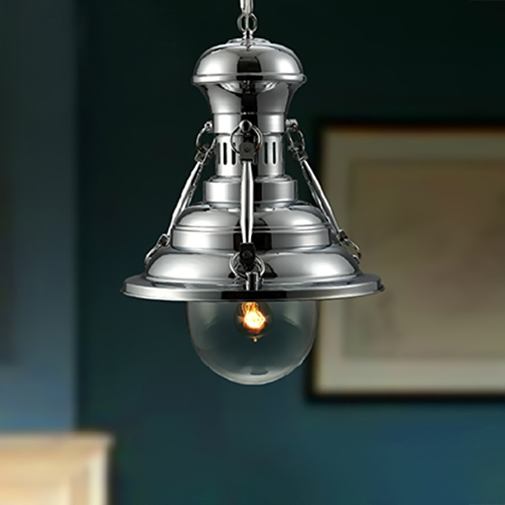 Loft Retro Industrial Winds Cafe Chandelier Creative American Restaurant Bar Clothing Store Artillery Shells Lamp retro cafe bar long spider lamp loft light industrial creative office the heavenly maids scatter blossoms chandelier