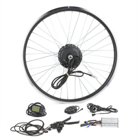 Велосипед Conversion Kit G24F 36 в 250 Вт регулятор для электровелосипеда двигатель 20 28 bycicle мотор для переднего колеса с LCD5 BLDC мотор велосипед компле