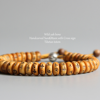 Bracelet Priere Bouddhiste