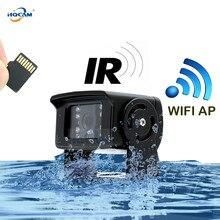 HQCAM 720P wifi Night Vision Wireless Network Camera Infrared Waterproof Outdoor Bus Security IP WIFI Camera Build TF CARD camhi vstarcam c7815wip 1 0 mp 720p outdoor waterproof wireless ip network camera w onvif2 0 tf us plug