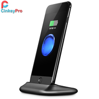 CinkeyPro Charger Dock USB Sync Adapter Station Desktop Mobile Smart Phone Charging Device For Apple IPhone