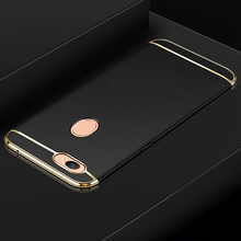 YUETUO luxury hard plastic phone back coque,cover,case for