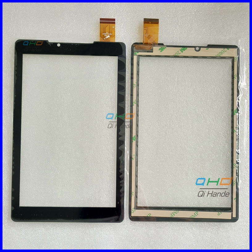 2pcs/lot For 7 inch Prestigio MultiPad PMT3777 3G Tablet Parts touch screen panel Digitizer Sensor replacement Free Shipping