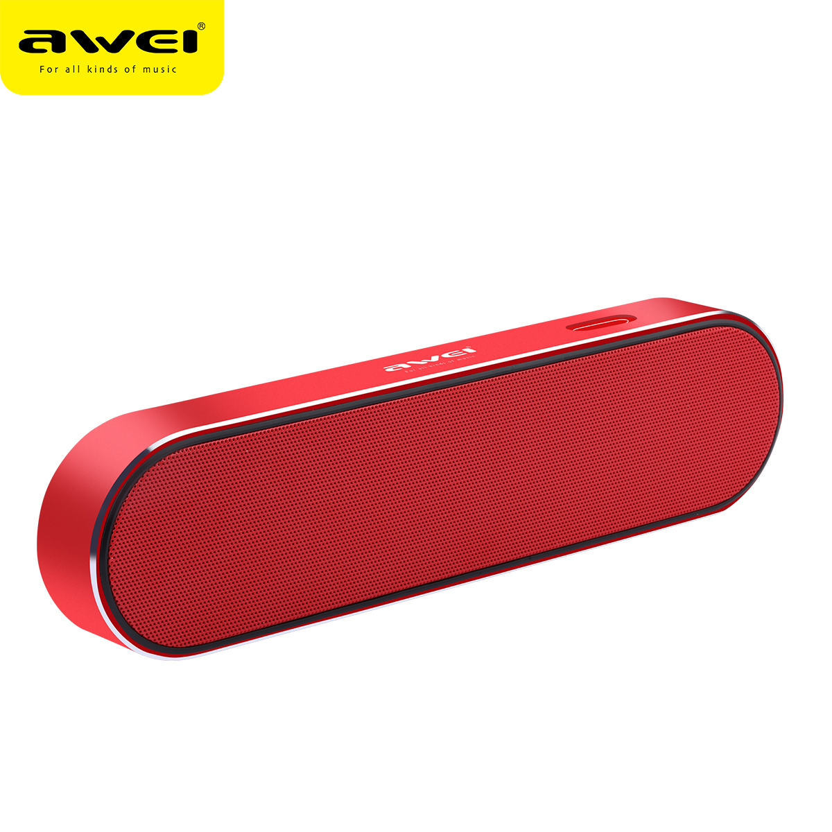 AWEI Y220 Bluetooth Speaker Portable Wireless Speaker Dual-Driver Kalonki Sound Box Blutooth Boombox For Phones 3D Stereo