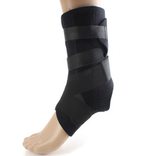 1set Ankle Bandage Ankle Brace Support Sports Foot Stabilizer Pain Guard Strap for Wrap Sprain outdoor sport ankle protector