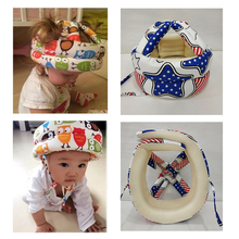 Baby Toddler Cap Anti-collision Protective Hat Baby Safety Helmet Soft Comfortable Head Security&Protection Adjustable fghgf adjustable outdoor reflective safety hat sun protection shade hat w lanyard workplace safety helmet