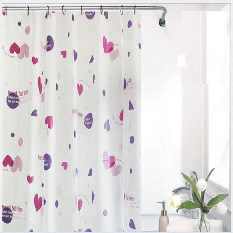 achetez en gros coeur rideau de douche en ligne des grossistes coeur rideau de douche chinois. Black Bedroom Furniture Sets. Home Design Ideas