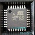 ATMEGA8A-AU MEGA8 MEGA8-AU TQFP32 MCU AVR 8K