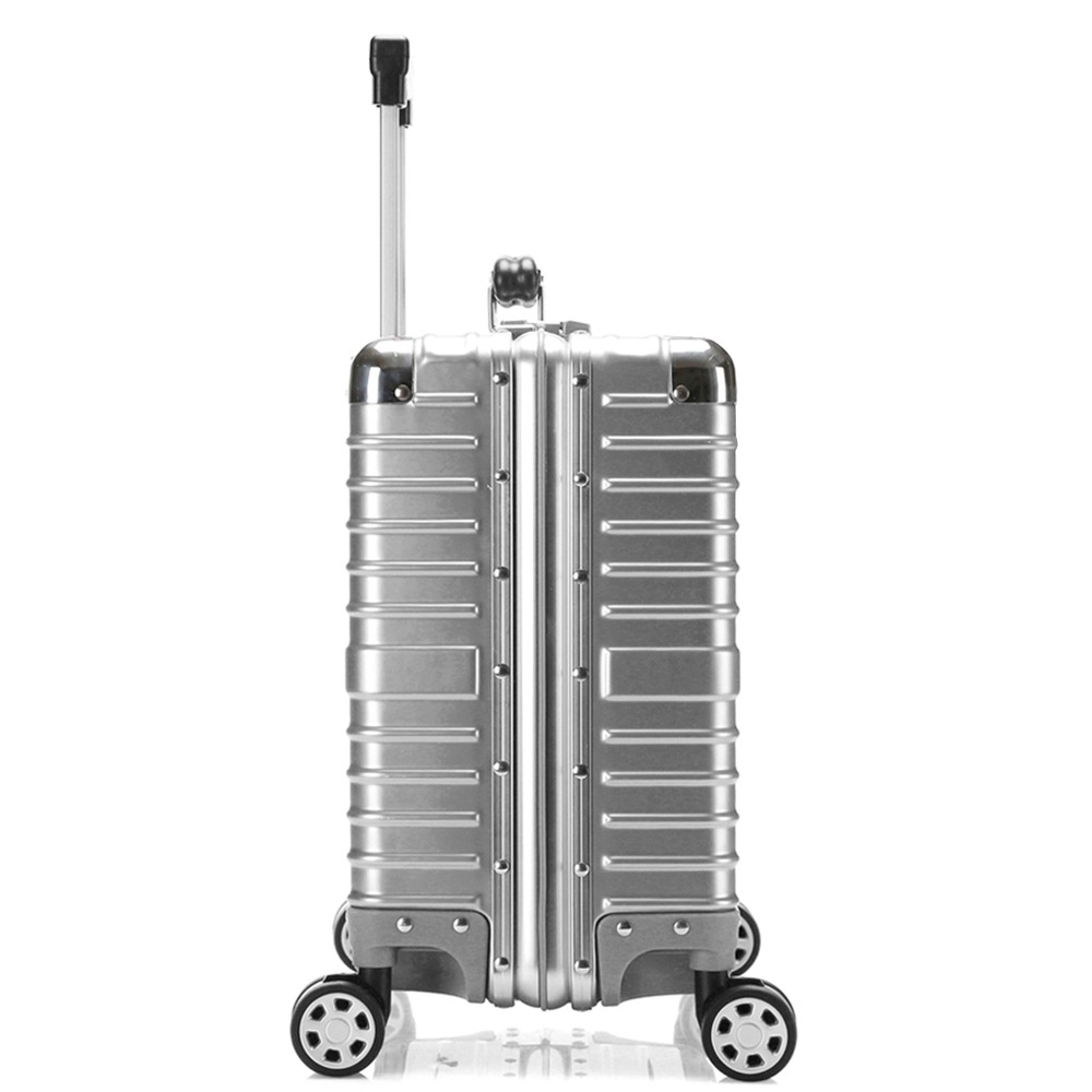 ffb5233cf4b11d Kroeus Carry Case Suitcase TSA Lock Travel Business Trip Large Capacity  Classic 8 wheels Lightweight-in Carry-Ons from Luggage   Bags on  Aliexpress.com ...