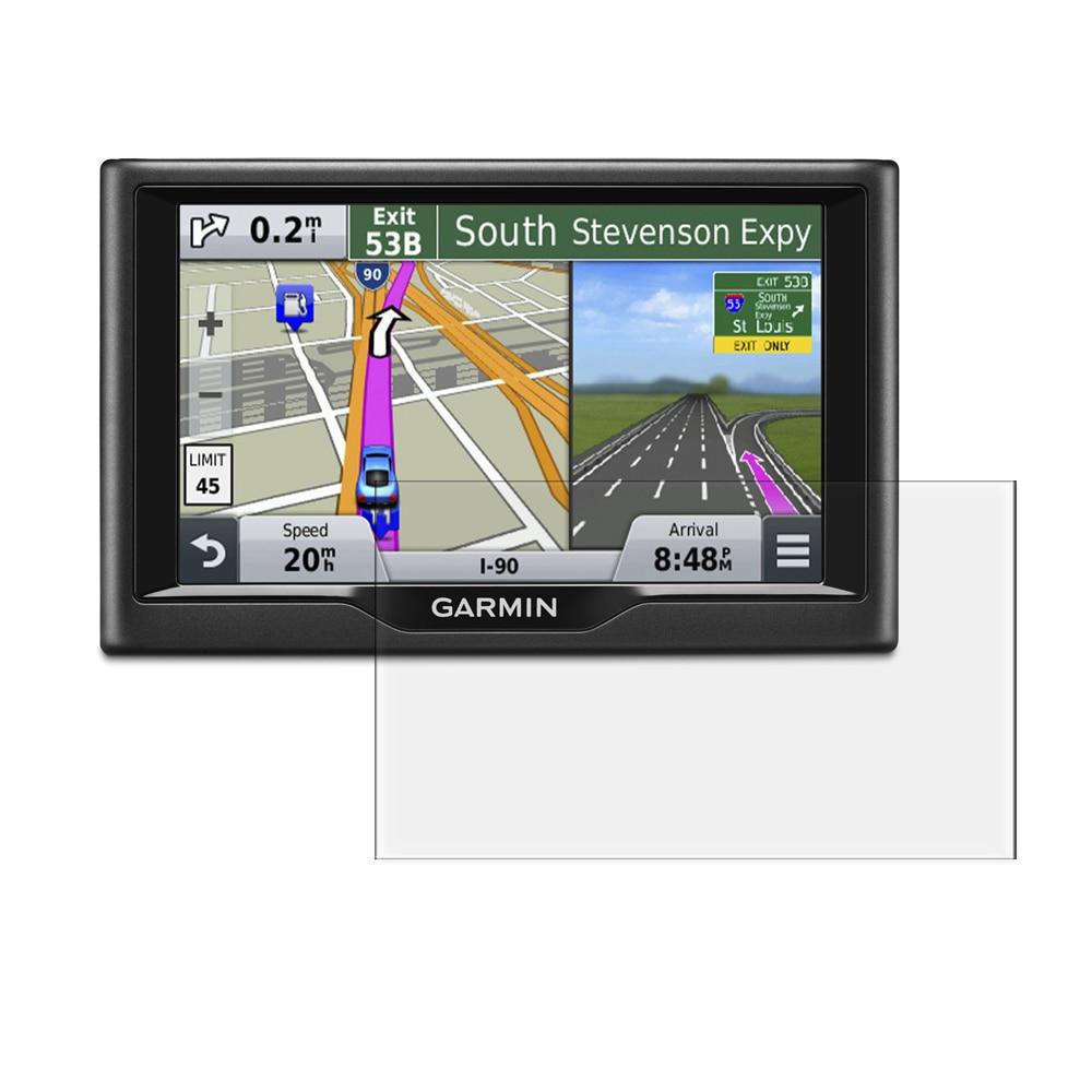 3x Anti-Scratch Clear LCD-skjermbeskyttelsesfilm for Garmin Nuvi 57 - Tilbehør og reservedeler til mobiltelefoner