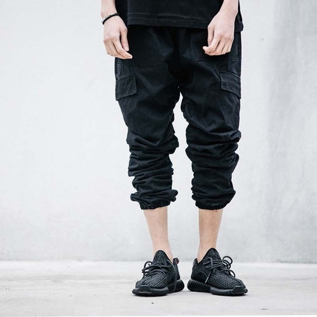 2017 New Dry Men's Pants Full Length Men HIPHOP joggers  Pants Plus Size Trousers Sweatpants men women street