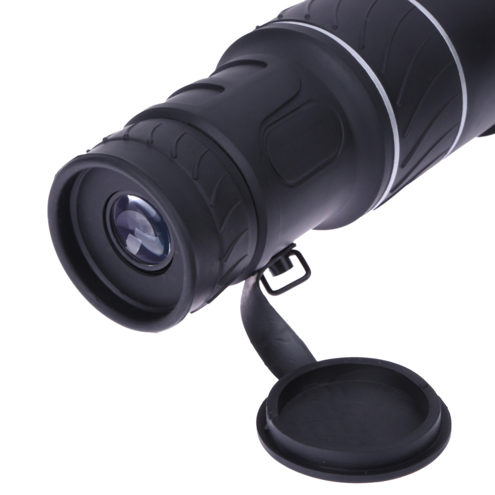 Portable Monocular Scope Binoculars 10X Dual Focus Optic Lens Adjustable focus length Day Night Vision For Hiking Camping