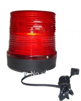 Higher star AC220V,8W Led warning beacon,led warning lights,emergency light for  box,sentry box,watchhouse,waterproof