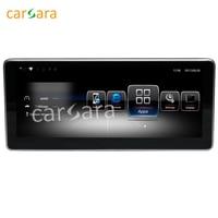 Carsara 10,25 сенсорный экран Android gps навигации радио стерео тире мультимедийный плеер для Benz C Class W205 класса GLC X253 201