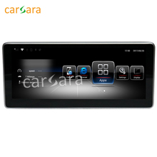 carsara 10.25″ touch screen Android GPS Navigation radio stereo dash multimedia player for Benz C Class W205 GLC Class X253 201