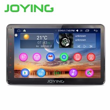 Joying 10.1″ Big Screen Car Stereo Autoradio GPS Navigation For Universal Single 1 Din Android 6.0 Quad Core 1024*600 Head Unit