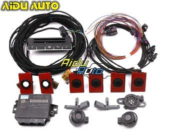 KIT de actualización PLA 2,0 Asistente de estacionamiento frontal 4K a 12K para VW Tiguan 5N 3AA 919 475 M/S