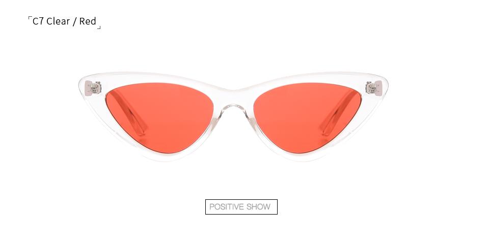 HTB1gfX6lLBNTKJjSszeq6Au2VXah - Winla Fashion Design Cat Eye Sunglasses Women Sun Glasses Mirror Gradient Lens Retro Gafas Eyewear Oculos de sol UV400 WL1127