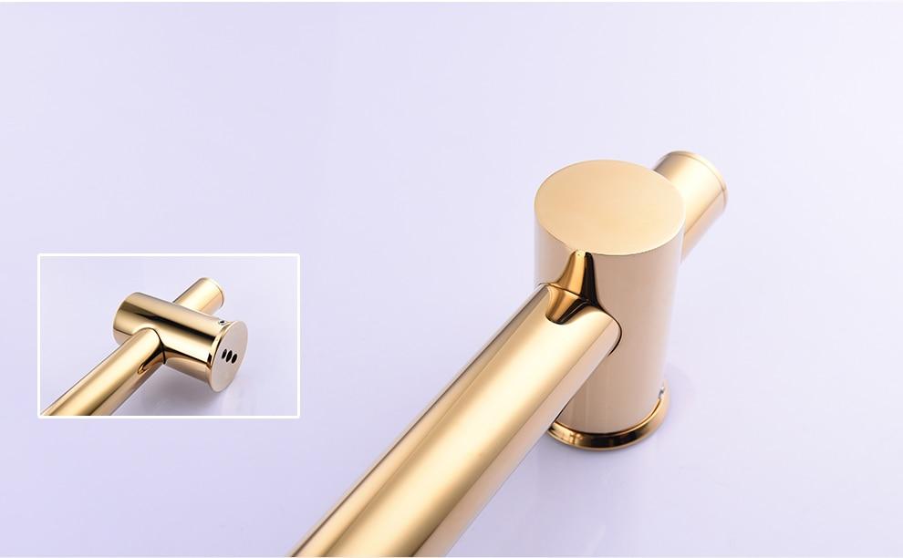 Bad Hardware Freies Verschiffen Sus304 Edelstahl Gold Metall Dusche Schieberegler Mit Höhe Einstellbar Für Badezimmer Mit Duschkopf Brauseschlauch Heimwerker