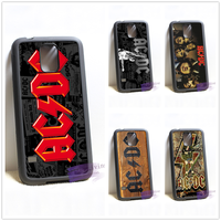 Rock Band ACDC ACDC Fashion Cell Phone Case Cover For Samsung Galaxy S3 S4 S5 S6