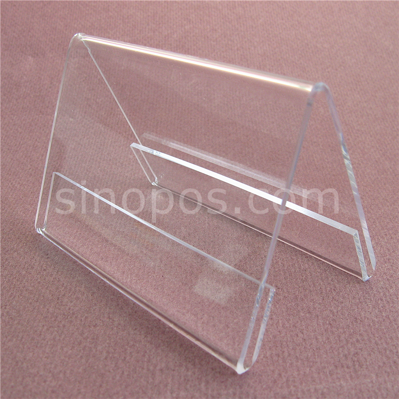 Aliexpress Com Buy Acrylic Double Sides Sign Holder