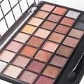 Nuevo Maquillaje Profesional Paleta de Sombra de ojos Belleza Set de Maquillaje Cosméticos Maquillaje Nude 32 Colores de sombra de Ojos NAKE
