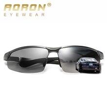 Aoron 2018 Men Polarized Sunglasses Outdoor Sport Goggles Men's Polarizing Glasses High Quality Brand Pilot Eyewear 3121 цена