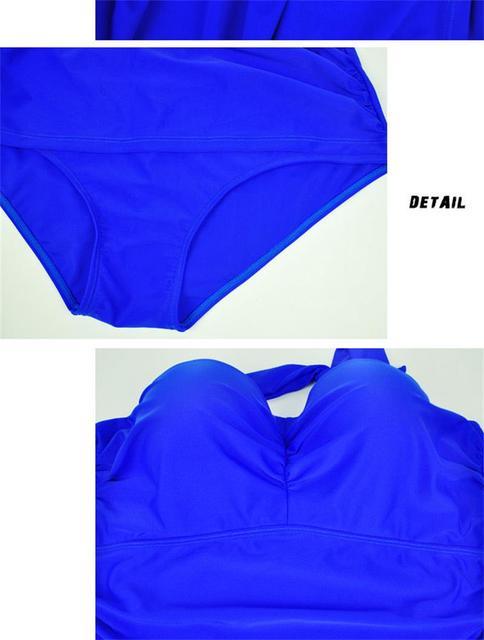 Swimsuit Plus Size Bathing Suits One Piece Brazilian Beach Wear