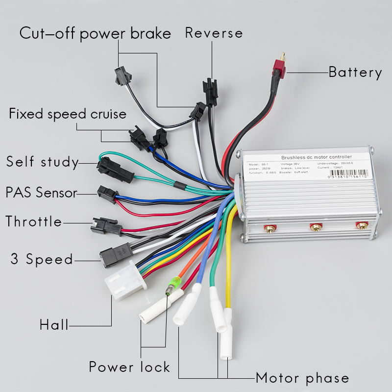 Dc Brushless Wiring Diagram - Wiring Diagram Article on