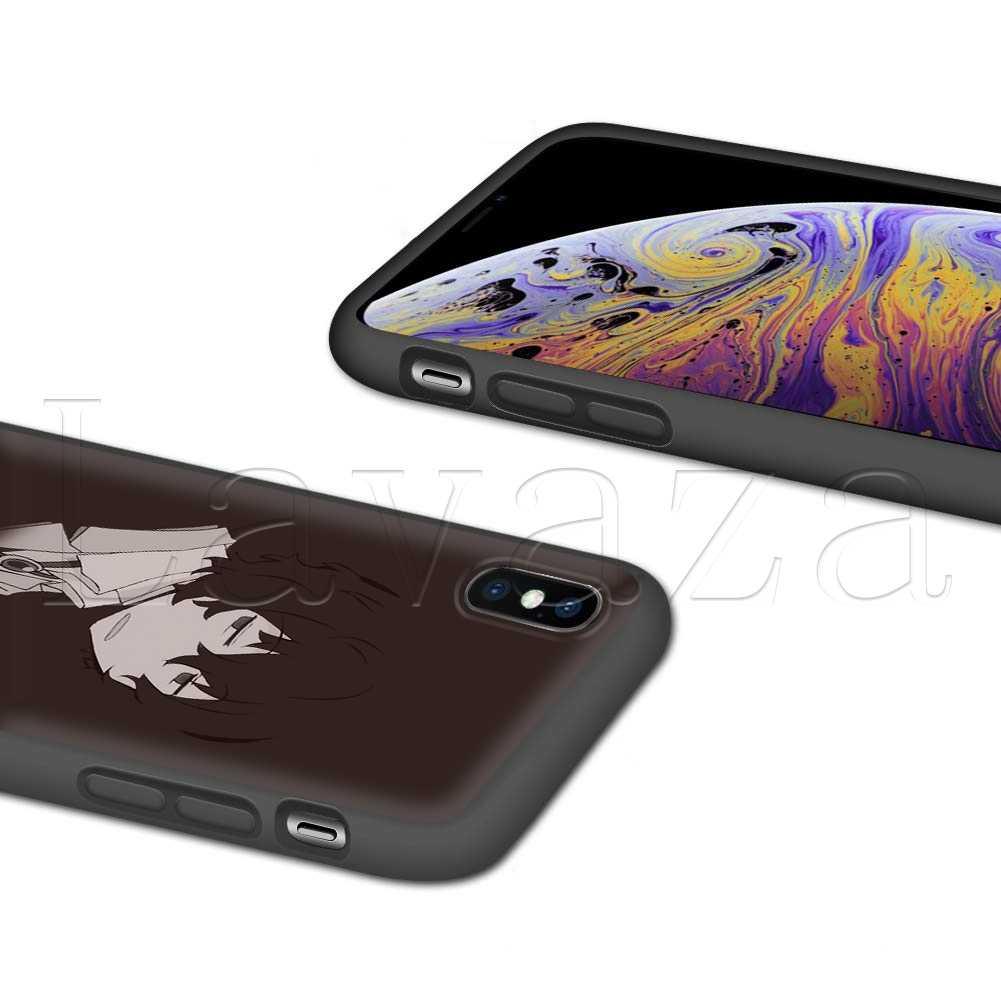 Lavaza Bungo 野良犬ツインダーク Osamu Dazai Iphone 5 11 プロ XS 最大 XR × 8 7 6 6S プラス 5 5S 、 SE