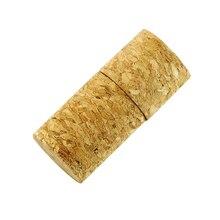 Wood Wine Corks Shape USB Flash Drives