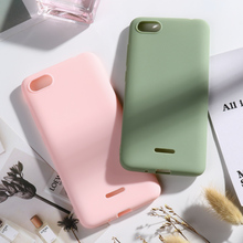 Redmi 7A 6A 5A Case for Xiaomi Cases Coque Xiomi Soft TPU Cover Xiami Redmi5A Redmi7A Redmi6A