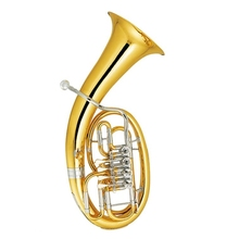 4 Valves Euphonium Yellow brass Euphonium horn with Foambody case and mouthpeice professional Musical instruments musical instrument backpack euphonium protective bag