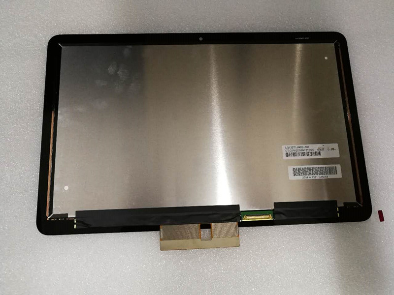 Nouveau 12.5 Affichage pour HP Folio 1020 G1 Tactile Assemblée D'écran LED LCD Écran LQ125T1JW02 2560X1440