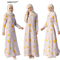 Vestido abaya muçulmano para as mulheres Islâmicas vestidos de dubai vestuário Islâmico Muçulmano kaftan Vestido abaya hijab jilbab turco 044