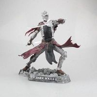 25cm 10inch Dark Souls 3 III Red Knight Artorias The Abysswalker Action Figure Collection Model Doll Toys