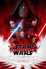 Star Wars The Last Jedi Movie Art Silk Fabric Poster