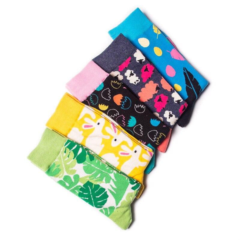 Vintage Socks Women Sock Women 39 s Novelty Crazy Crew Socks Funny Colorful egg sheep Long Tube Sock Calcetines Mujer Meia Feminina in Socks from Underwear amp Sleepwears