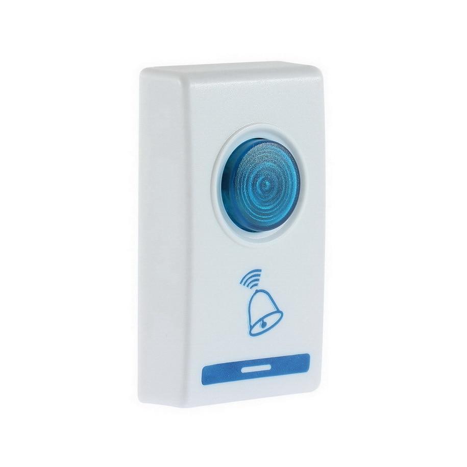 1 pcs LED Wireless Chime Door Bell Doorbell Wireles font b Remote b font font b