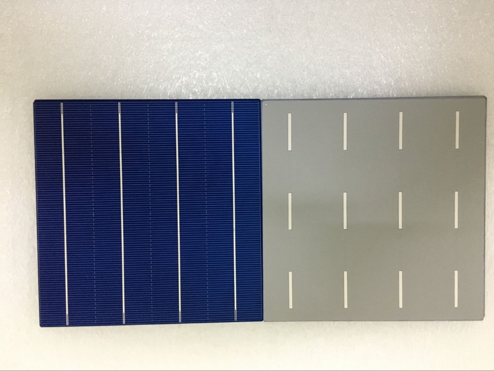 Energia Solar Direct 2019 Promotion 100pcs High Efficiency 4 4w Poly Solar Cell 6x6 for Diy