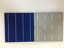 Energia Solar Direct 2018 Promotion 100pcs High Efficiency 4.4w Poly Solar Cell 6×6 for Diy Panel Polycrystalline, free Shiping