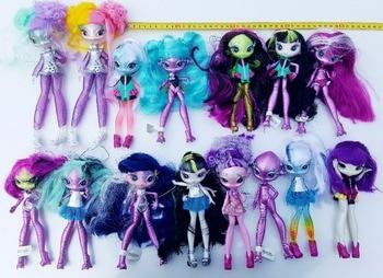 D0112-8 для детей, подарок на день рождения, кукла, Novi Stars Una Verse, кукла, инопланетянин, звезда, одежда, шарнир, 1 шт.