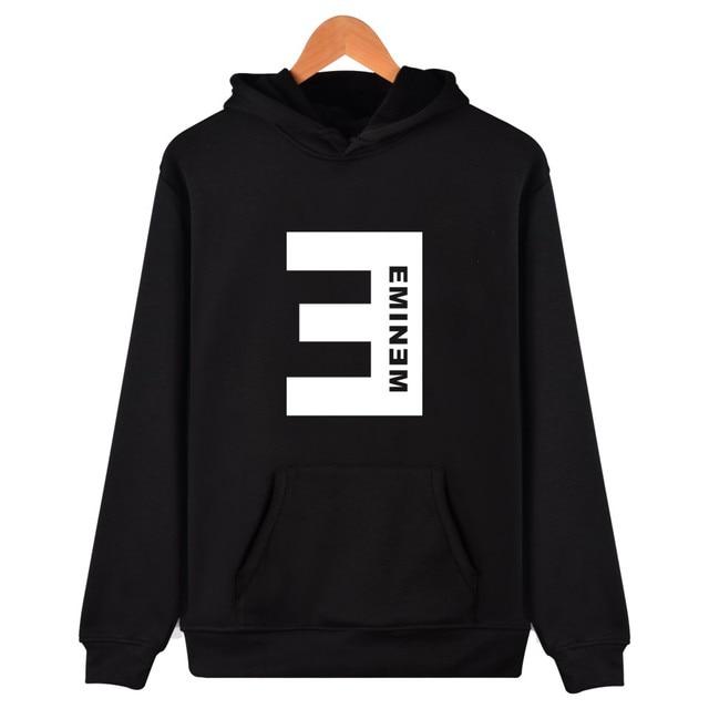 769069aa8959b Eminem Hoodies Camouflage Reverse E Hip Hop Casual Coat Fashion Men Women  Winter Clothing Drake Funny Hooded Sweatshirts 3xl